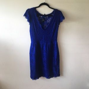Aritzia Babaton lace dress
